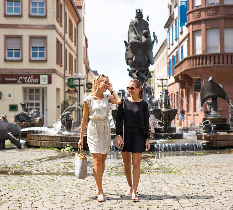 Citymanagment Kaiserslautern Sehenswuerdigkeiten